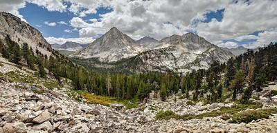 Beautiful Vidette Valley