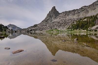 North Lake and the Sundance Pinnacle