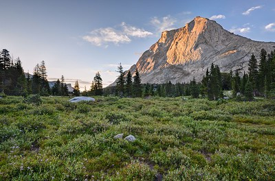 Mitchell Peak Sunrise