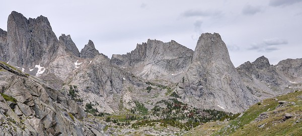Cirque of the Towers