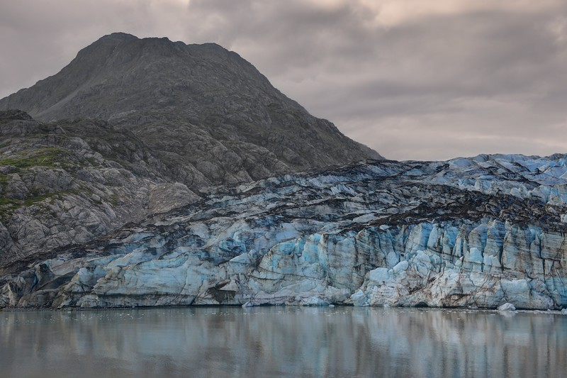 The Lamplugh Glacier Up Close