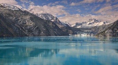 Pano of the Johns Hopkins Inlet