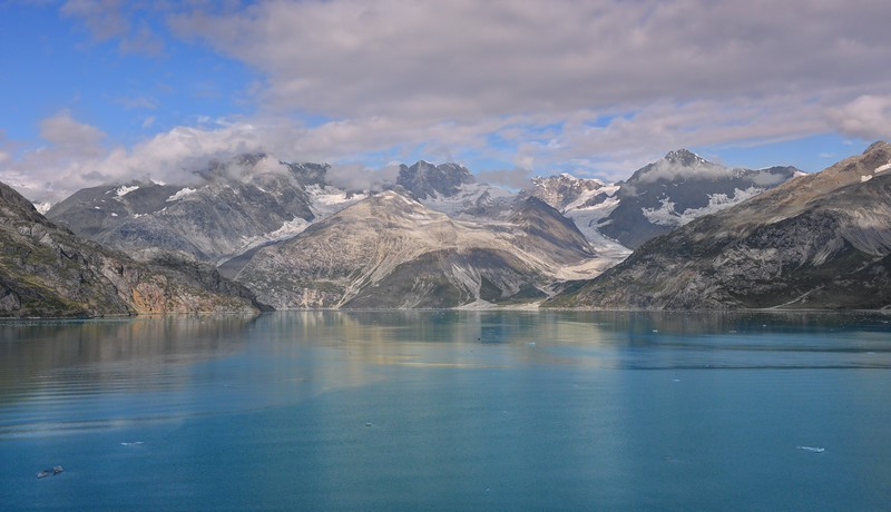 Glacier Bay From Near Russell Island