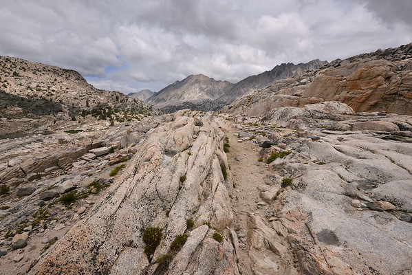 A Slice of the John Muir Trail (JMT)
