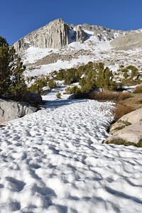 Sun Cups in the Hilton Creek Drainage