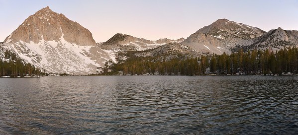 Dawn Pano at Lake #1