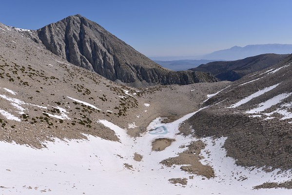 Mount Morgan and Stanford Lake