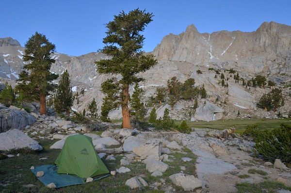 Camping Near Camp Lake