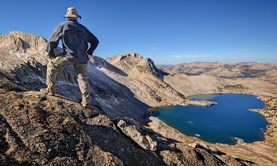 Climbing Around on the Shepherd Crest