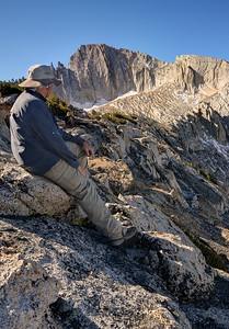 North Face of North Peak