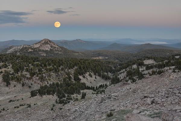 """The """"Super Moon"""" Rises........"""