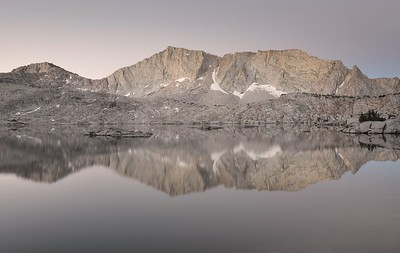 """Reflections in """"Hell For Sure"""" Lake"""