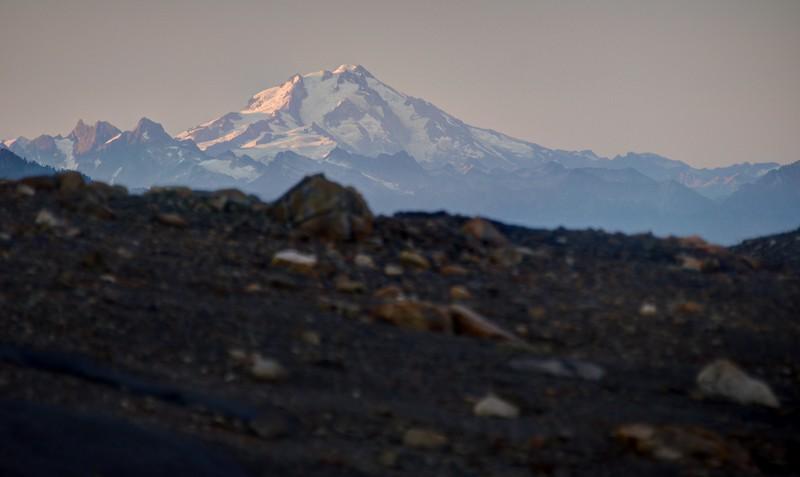 Glacier Peak to the South