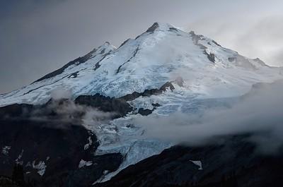 Icy Mount Baker (10,781')