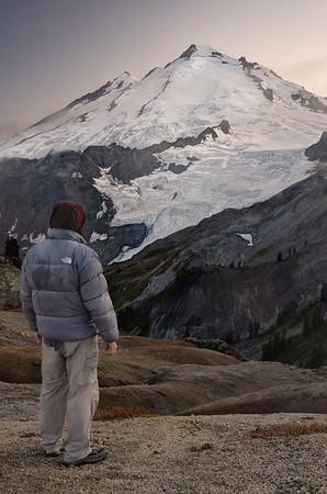 Mount Baker (evening)