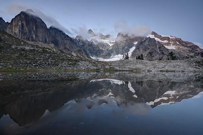 Mount Shuksan Evening