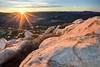 Sunrise From Gaskill Peak
