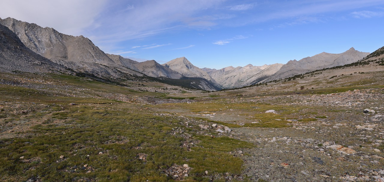 West of Taboose Pass