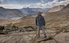 Self Portrait from Pinchot Pass