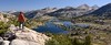 Looking North Over Selden Pass