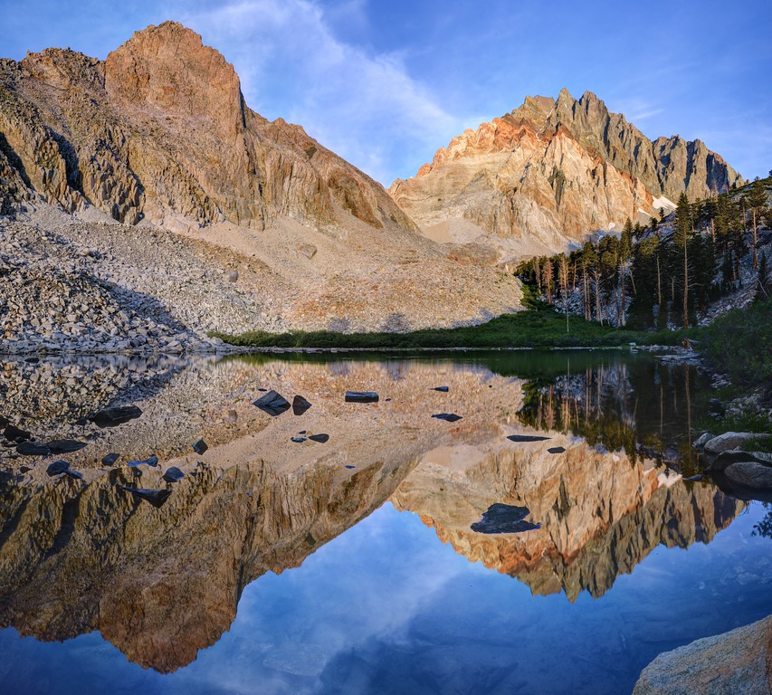 Inyo National Forest, California. <br /> Copyright © 2015 All rights reserved.