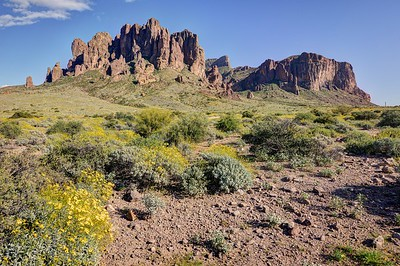Superstitions From Near Lost Dutchman