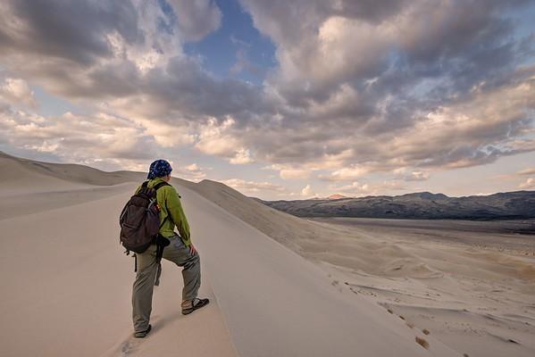 Eureka Dunes Morning