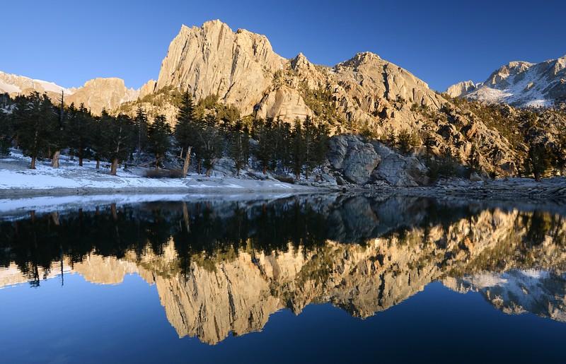 Thor Peak Reflection