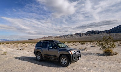 Xterra and the Last Chance Range