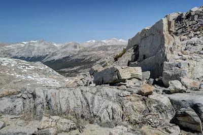 Near the Summit of Peak 12,240'