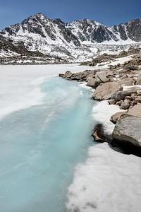 Goethe Lake and Peak