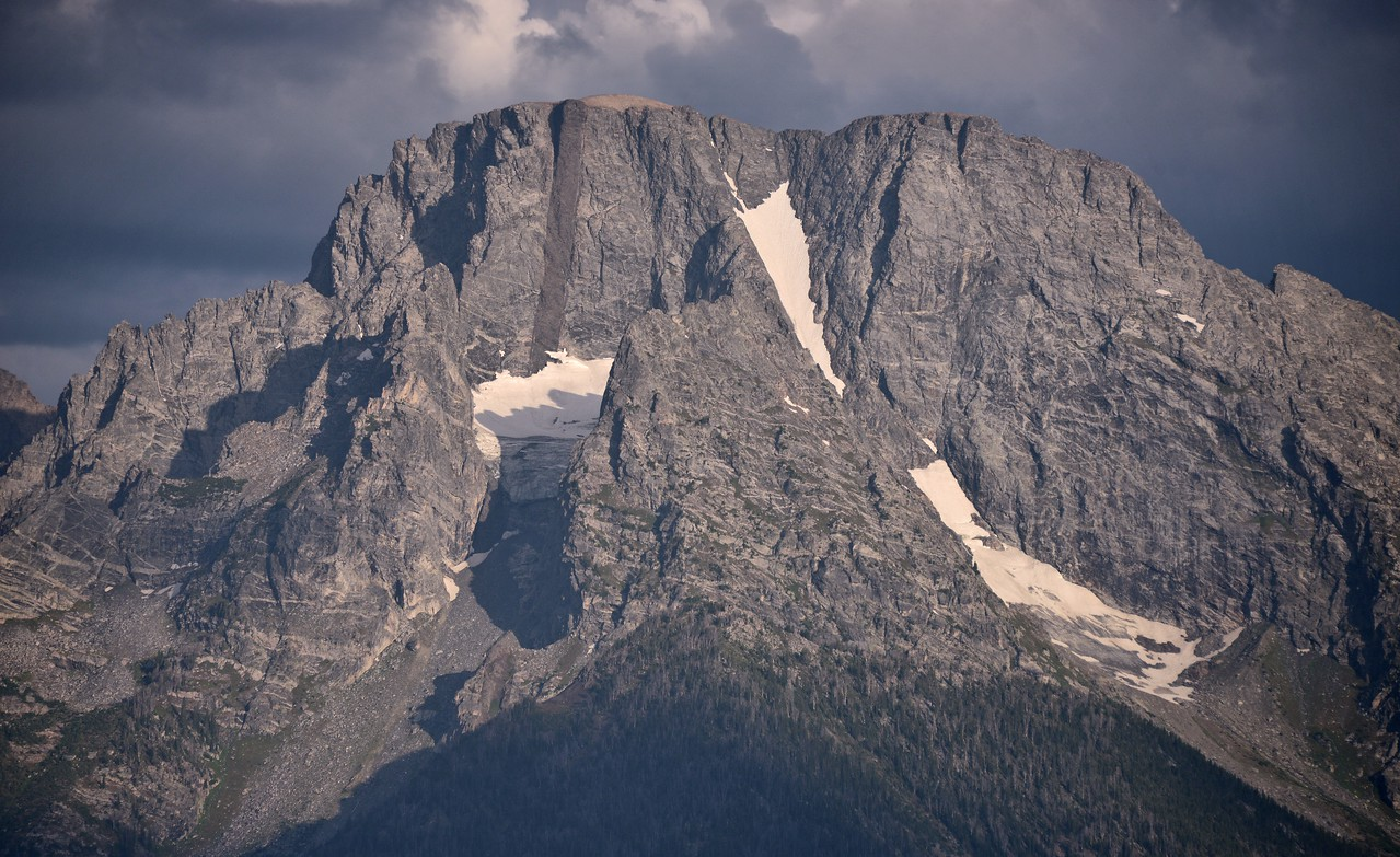 Massive Mount Moran