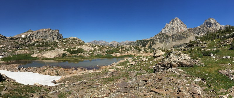 Upper Cascade Canyon