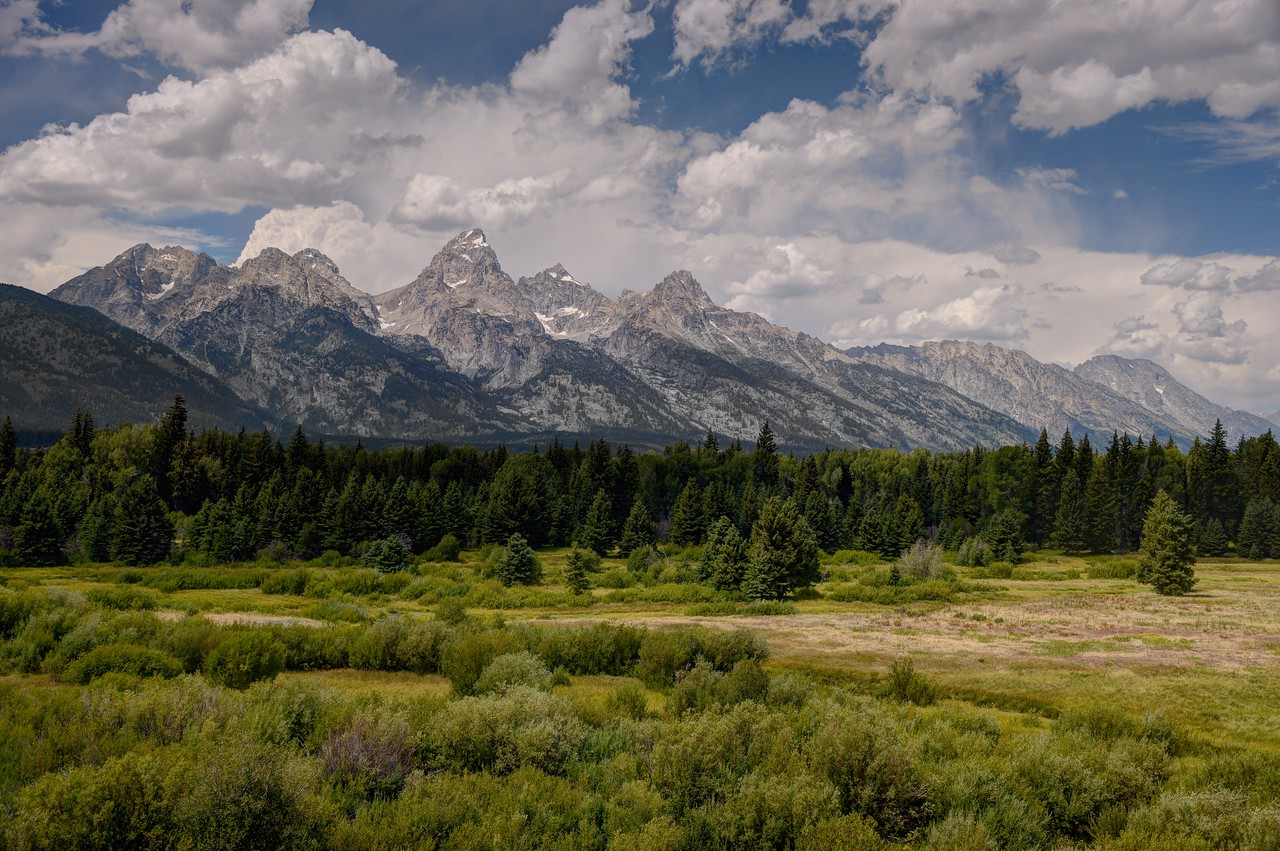 Grand Teton National Park, Wyoming.<br /> Copyright © 2016<br /> All rights reserved