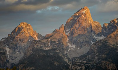 Grand and South Tetons