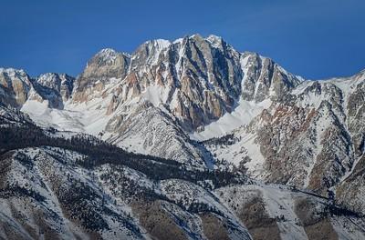 Split Mountain (14,064')