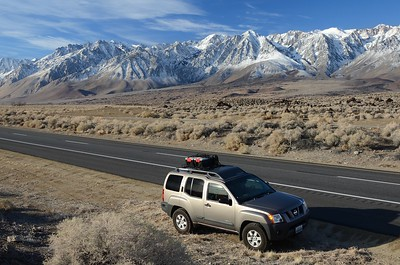 Hwy 395 and the Eastern Sierra