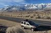 Hwy 395 and the Eastern Sierra