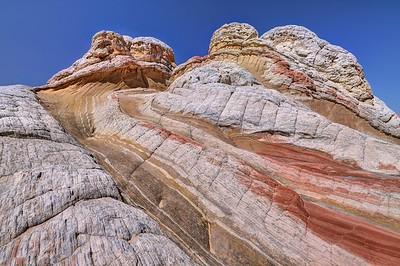 Natural Formations at White Pocket