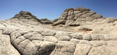 Natural Formations at White Pocket