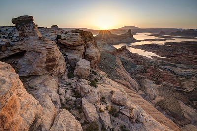 Lake Powell Sunrise
