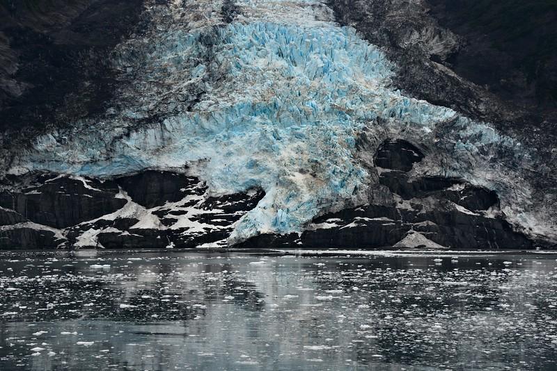 Foot of Cascade Glacier