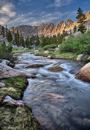 Rock Creek in the Miter Basin
