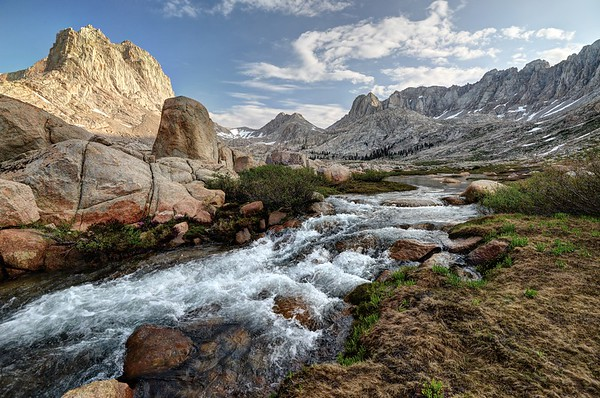 Rock Creek in the Miter Basin