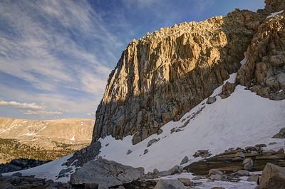 West Shoulder of Joe Devil Peak