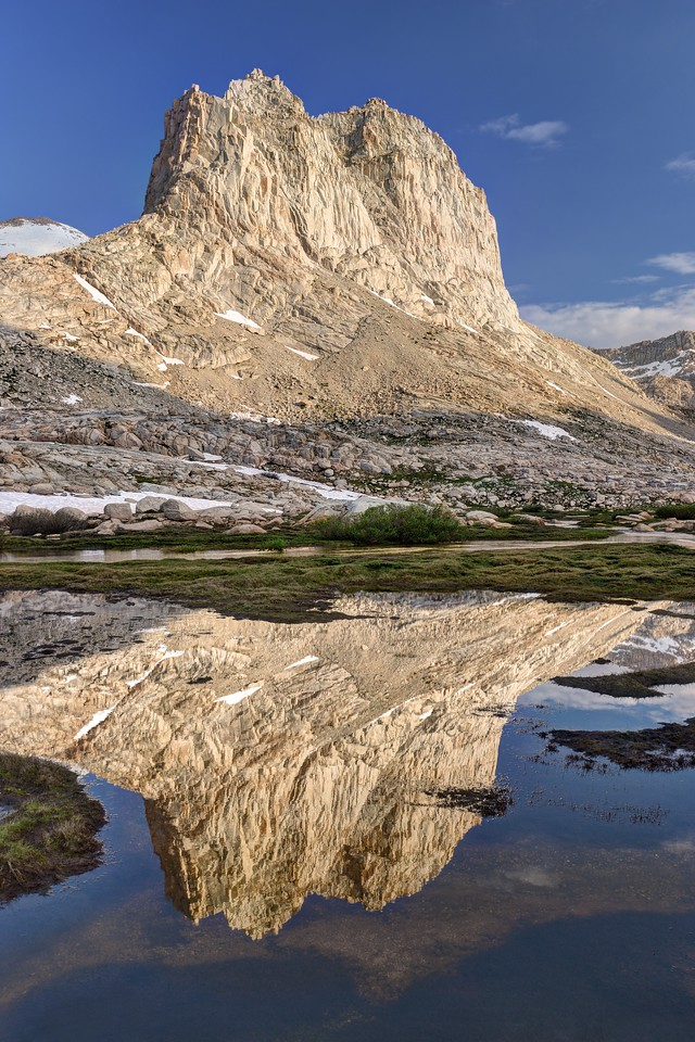 Reflections in the Basin