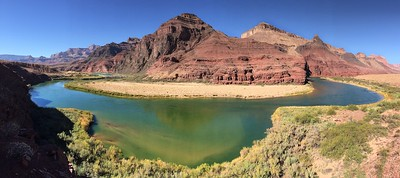Tanner Beach and the Colorado River