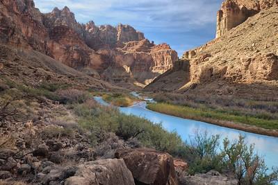 Little Colorado River Canyon