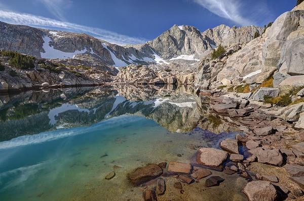 Wonder Lakes Basin