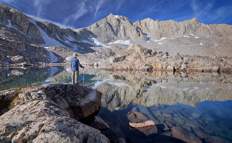 Wonder Lakes Basin